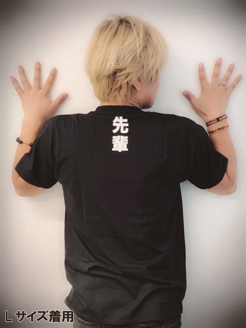 ドサ回りアコギ旅 Tシャツ(2枚セット)
